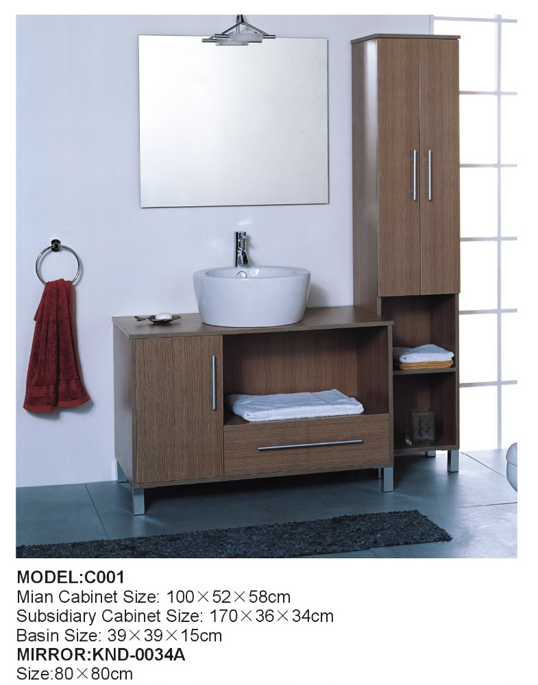 Modern Factory Direct Unique combination Cabinet Bathroom