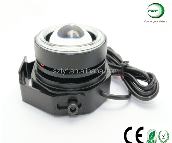 Top sale most popular car led rear fog light e36 angel eyes