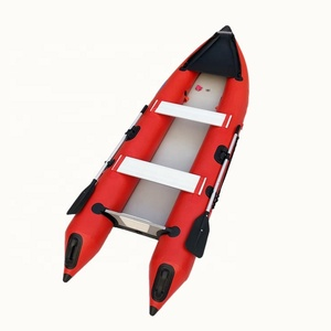 CE Cheap Pvc Inflatable Fishing 365 2 Person Kayak For Sale UK