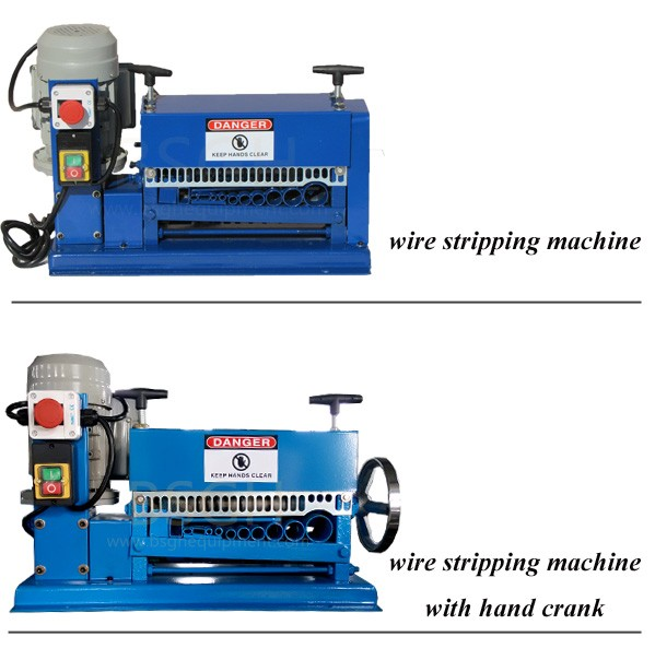wire stripping machine for sale used