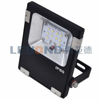 2016 Flatpad 80W LED Flood Light, Ultra Slim SMD 80 Watt LED Floodlight,  8000Lm