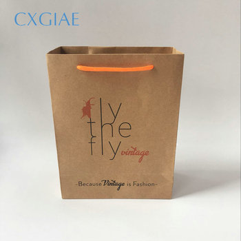 Factory Direct Sales cheap craft paper gift bag