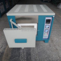 Laboratory High Temperature Ceramic Electric Muffle Furnace for annealing and sintering