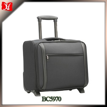Best Brand Travel Trolley Luggage Bag Nylon Laptop Trolley Travel ...