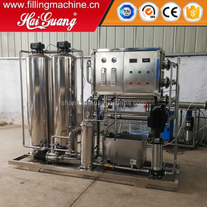 RO micro filtration system reverse osmosis water treatment equipment
