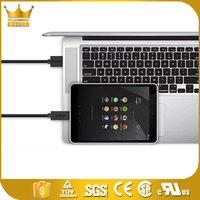 USB 3.1 Type C TO 22PIN SATA 3.0 6Gb Hard Disk Drive Cable external HDD SSD Adapter USB-C TO SATA Cable