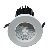 Cob Led Downlight 30w Frosted Cover Rgb Dmx Remote Control
