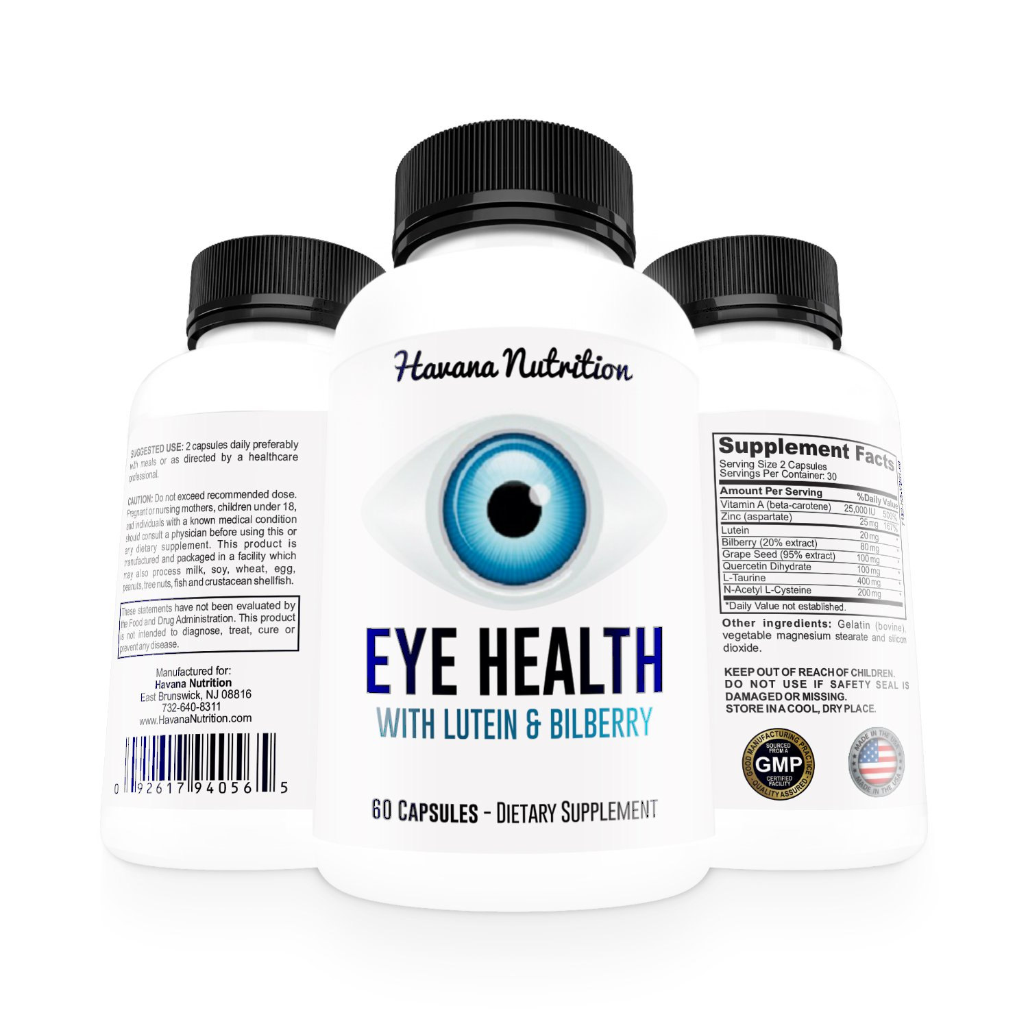 Eye drops Taurine - features of application