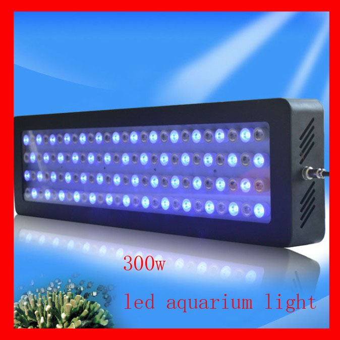 Factory-Newest High Power TL-300w Include Sunrise&Sunsent&Cloud&Moonnight Programmable Controlled Led Aquarium Lights