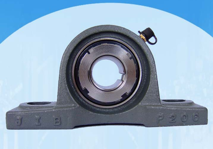 high speed pillow block bearing/aluminum bearing housing