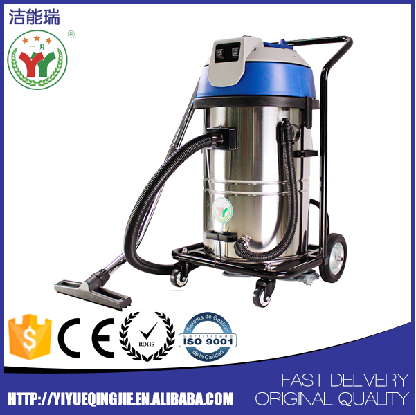 GS2060 Wet dry industrial vacuum cleaner used in plant ground