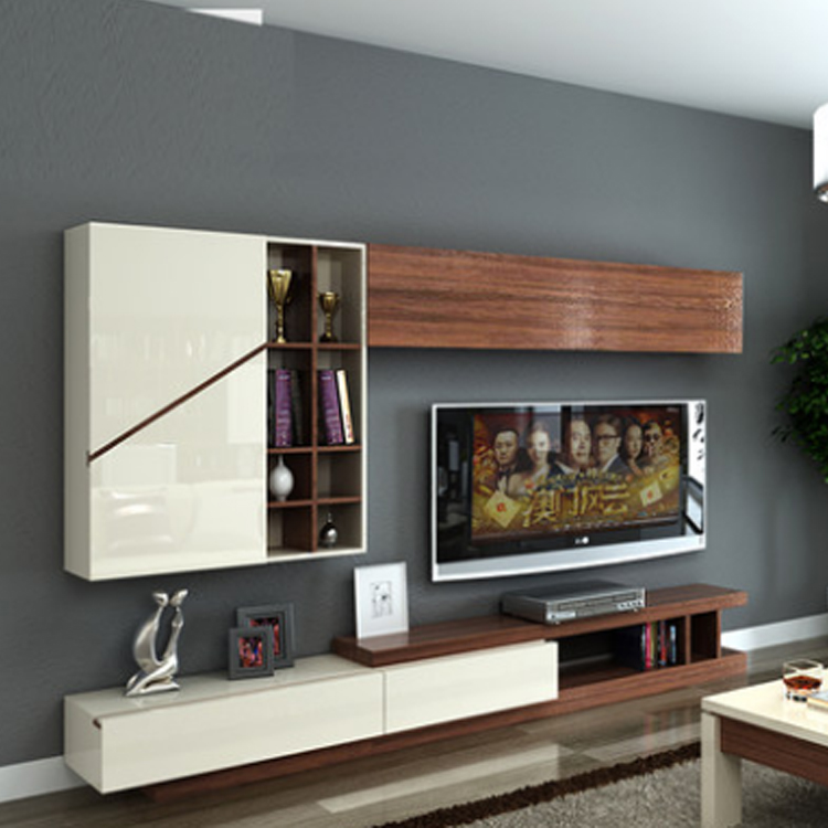 Simple Living Room New Model Mdf Wood Stand Tv Table ...
