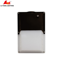 China supplier led wall pack led 3300lm led outdoor wall pack light 15w 25w 30w