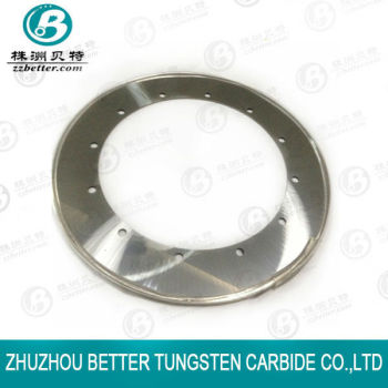 solid carbide Packaging Knives made in CHina