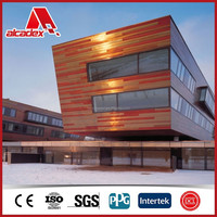 construction material/acp/wall panel/exterior aluminum composite panel