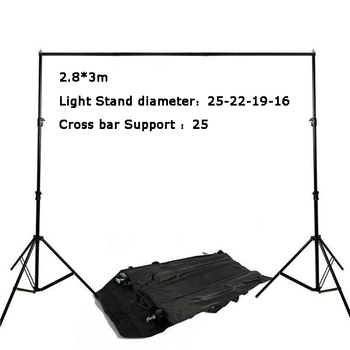2 8*3m Background Stand For Wedding Photo Studio Backgrounds And Chroma Key  Green Screen - Buy Background Stand For Green Screen,Wedding Studio
