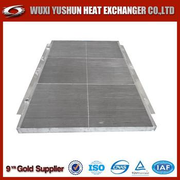 China Supplier Direct Factory Aluminum Plate Fin Heat Exchanger ...
