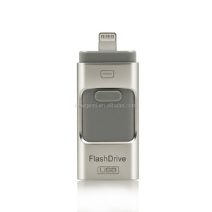 2018 New Iflash OTG Usb Flash Drive 8GB 16GB 32GB 64GB 128gb for iPhone 5 5s 5c 6 6 Plus ipad and Android Pendrive