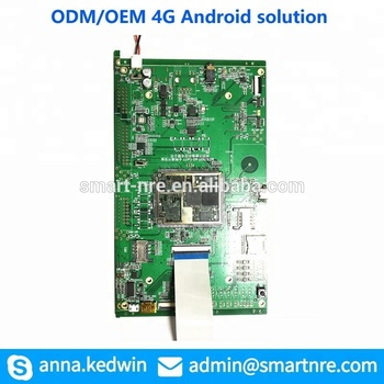 OEM ODM Project Smart Terminal Design MT6735 Module Android pcb development