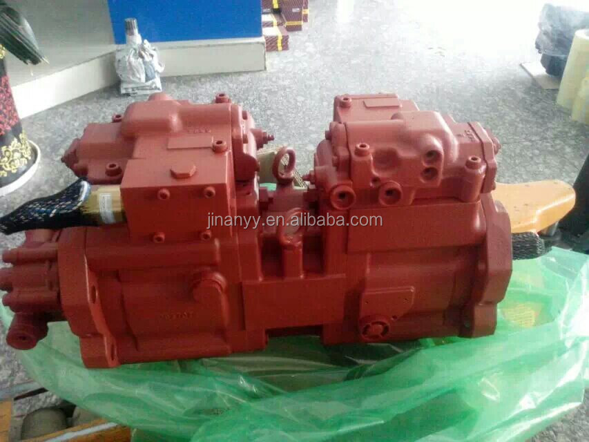 Excavators Kawasaki K3V Series K3V63DT K3V140DT K3V280DT Hydraulic Pumps For Sales