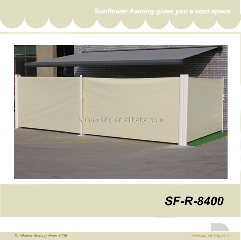 New Arrival Sunflower Sf-r-8400 Wind Screen Awning - Buy ...