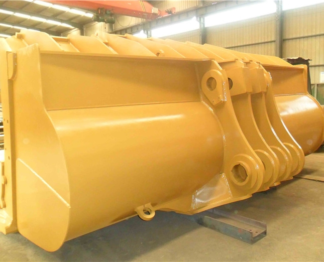 hot sell 993K stone bucket for wheeled loader made in China