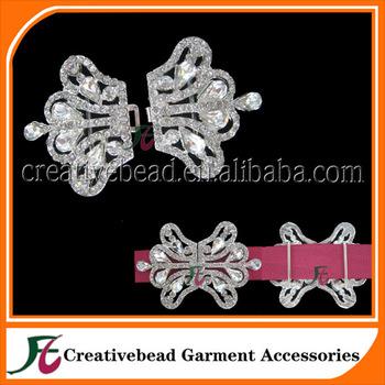 Wholesale Diamante Rhinestone Crystal Crown Brooch Crown Ribbon