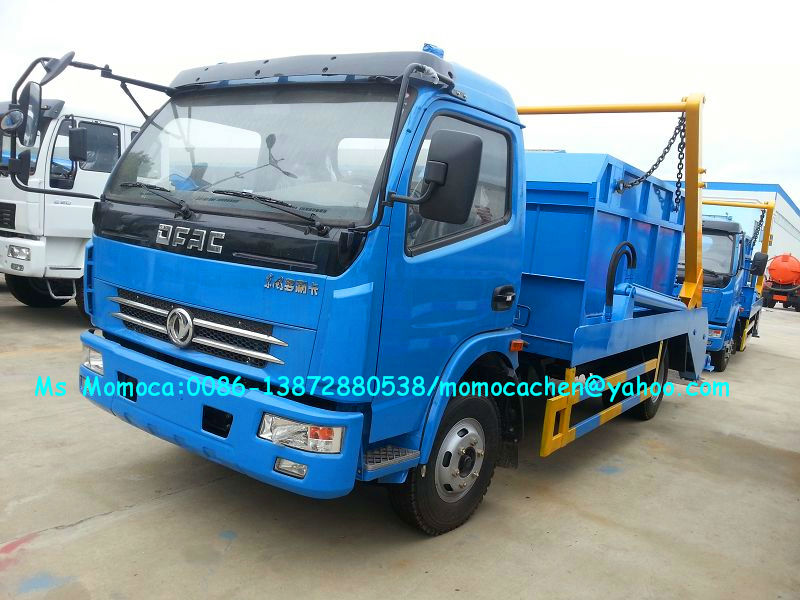 Swing Arm Lift For Pickup : Swing arm garbage truck container lift