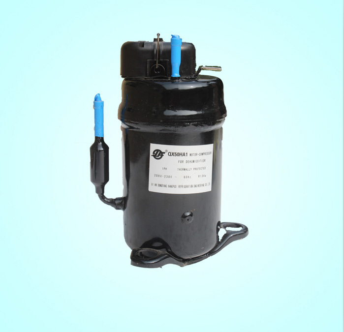 115-120V/60Hz hermetic R134A rotary AC small refrigeration compressor