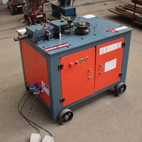 Gleery GWH-76 Platform type mini round/square pipe/tube rolling bending machine