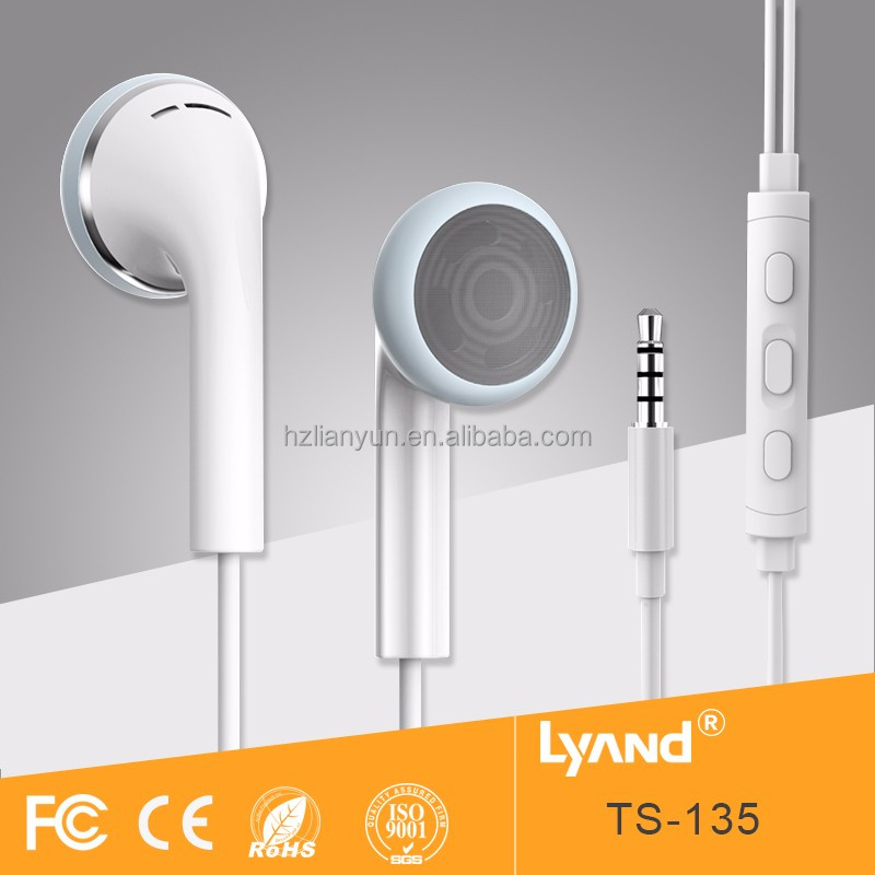 Ear phone pay phone headset mobile parts high quality headphone driver