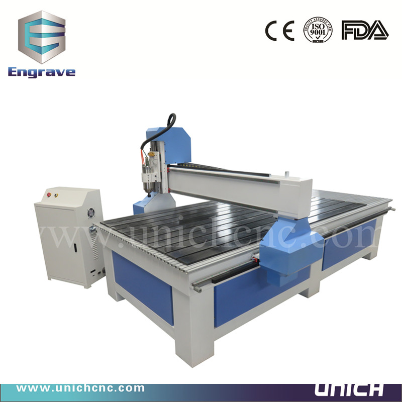 Discount price!!! high quality Unich 1300*2500mm cnc router kit/5 axis cnc