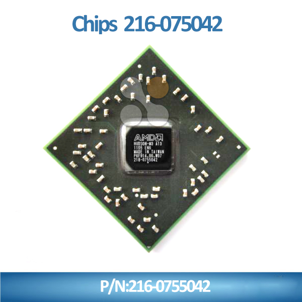 IC Chips ATI 216-0728014 BGA Graphics Chipset with balls