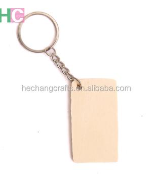 квадратная ключевая цепь деревянный брелокгравировка логотипа деревянная Buy резные деревянные брелкинедорогие брелки для ключейиндивидуальные
