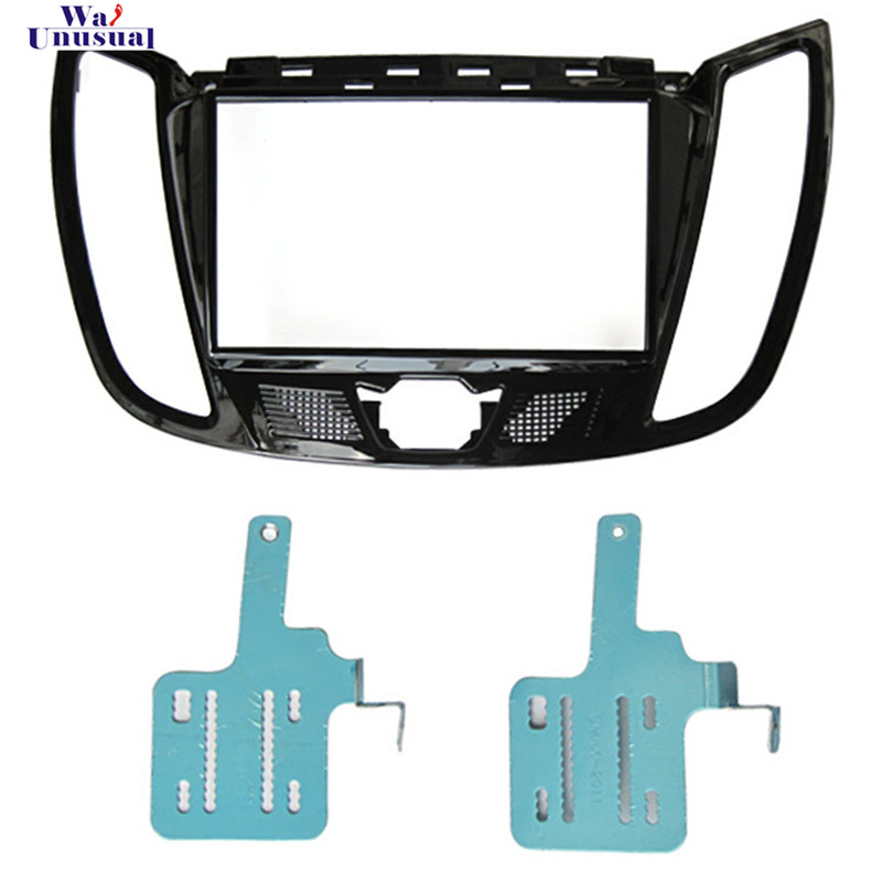 car dash frame radio fascia for ford c max cmax 2011 for. Black Bedroom Furniture Sets. Home Design Ideas