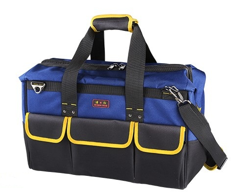 Super open mouth RY1002A Bag Type and Polyester Material tool bag