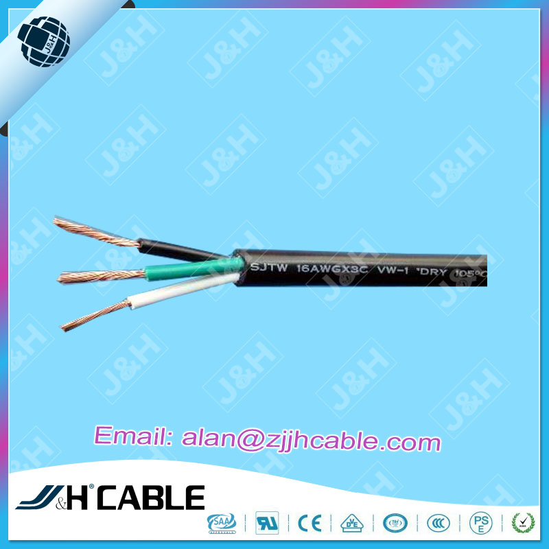Economy Price VDE/CE Standard PVC Sheathed Electric Power and Control Cable NYM