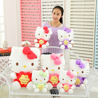 Plush hello kitty, Soft Plush Toy Hello Kitty wholesale, hello kitty seat cushion