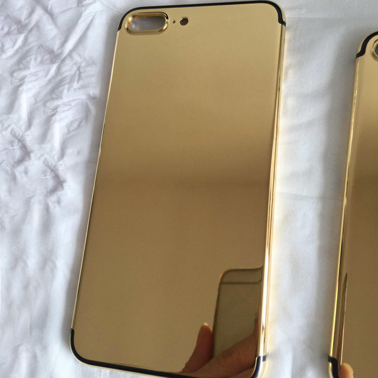 Factory OEM From For IPhone 7 Plus 24k Gold Housings