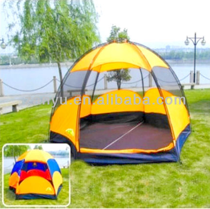 pop up tent camping