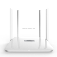 VHXSIN Wi-Fi Wireless 2.4G& 5G Dual-Band+ Router with Gigabit , Smart Wi-Fi App Enabled to Control Your Network from Anywhere