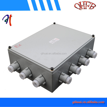 Ex-proof Aluminum Large Distribution Box / Junction Box - Buy Junction Box  Distribution Box Connection Box,Explosion Proof Junction Boxes,Electrical