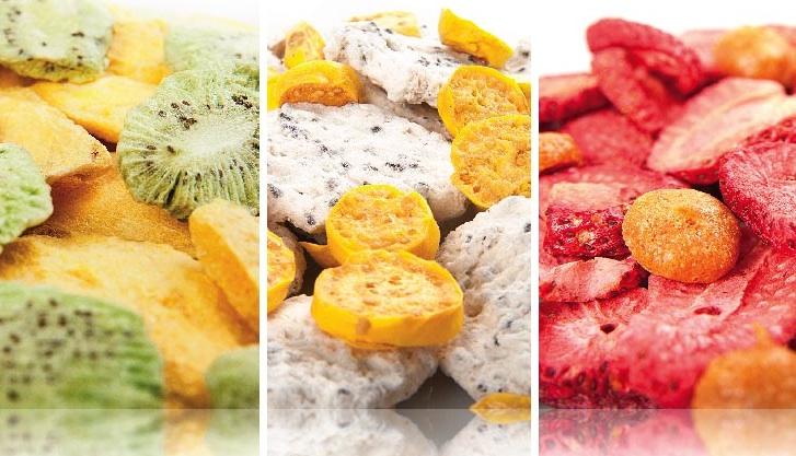 Freeze Dried Durian Fruit