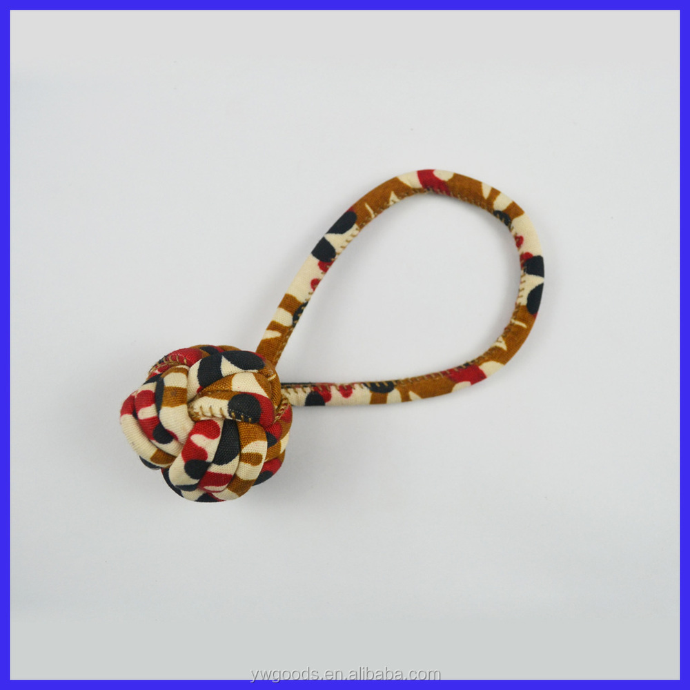 Monkey fist corded braided key chain pendant ball pendant decoration