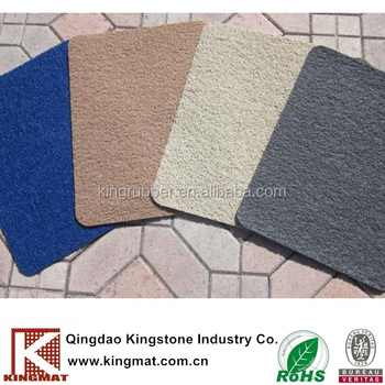 Whole Sale Living Room Coil Mat PVC Floor