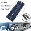 NO anti dumping sunpower solar cells 30w flexible solar panel for EU market