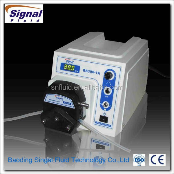 Vitamin adding metering pump