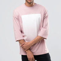 Clothing Manufacturing Companies Cheap Items To Sell Boys New Design T Shirt Plain Round Neck T-Shirt Mid-sleeves Men's T-shirt