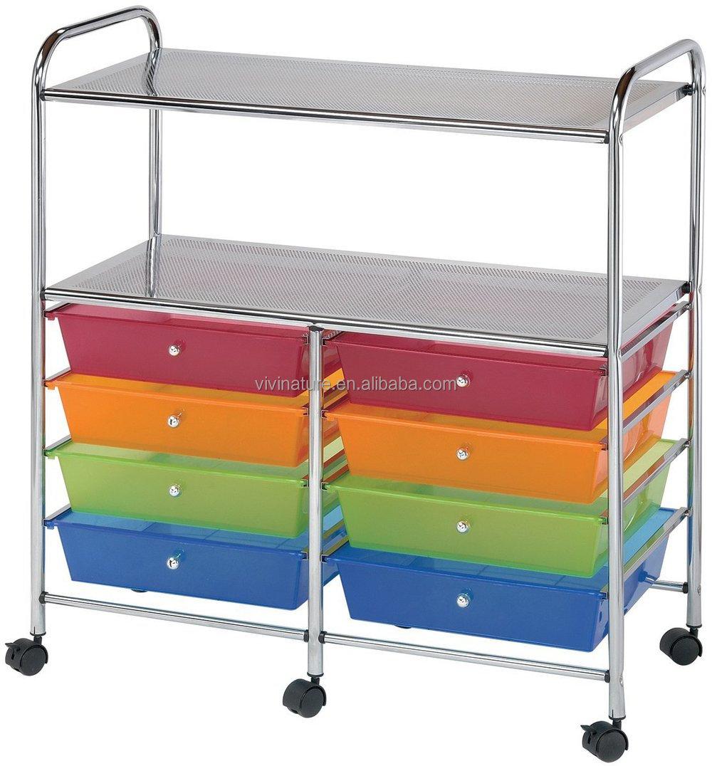Hot Sale Plastic Drawer Trolley Storage Organizer Buy