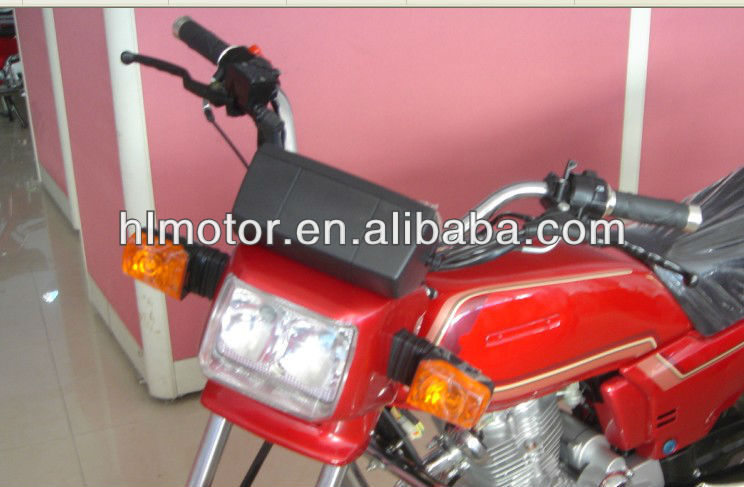 WY125 CDI 125 CHINA CHEAP 125 MOTORCYCLE( WITH BIG CARRIER)